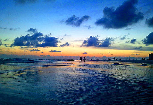 Siesta Key Sunset 1 by Dyana Jean