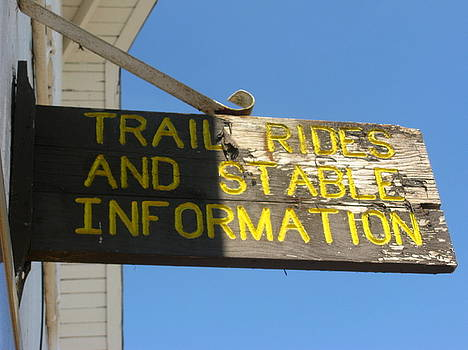 Sign by Terry and Brittany Sprinkle