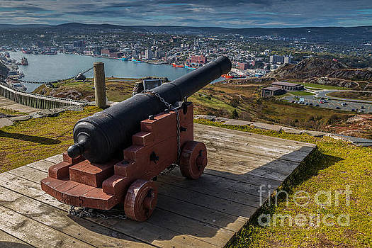 Signal Hill Canon by Verena Matthew