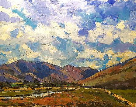 Silver Creek by Les Herman