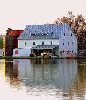 Silver Lake Mill by Jim Harris