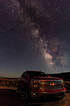 Silverado Under the Stars by James Marvin Phelps