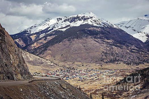 Silverton Colorado by Joan McCool