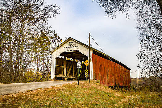 Jack R Perry - Sim Smith covered bridge