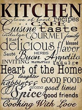 Simple Speak Kitchen by Grace Pullen