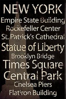 Simple Speak New York by Grace Pullen