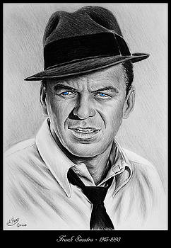 Sinatra blue eyes edition by Andrew Read
