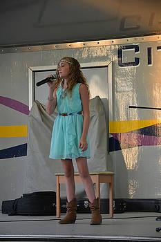 Singer #19b by Randall Branham