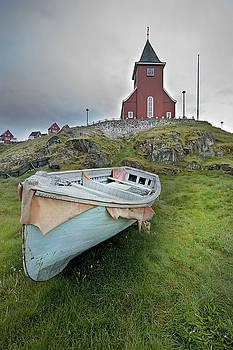 Robert Lacy - Sisimiut Greenland