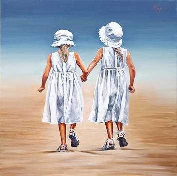 Sister S Walk by Natalia Tejera