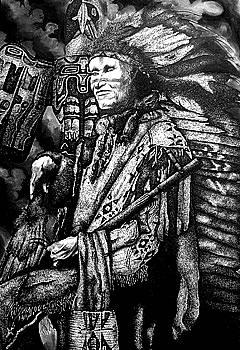 Sitting Bull by Arno Schaetzle