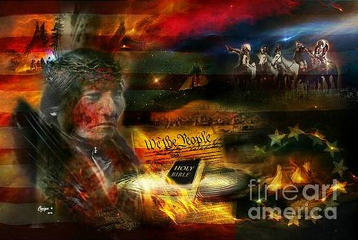 Sitting Bull We the people. by Craiger Martin