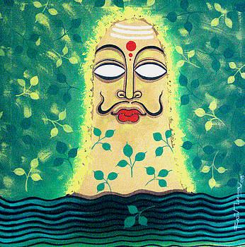 Siva Ganga 9 by Rajiv Lochan