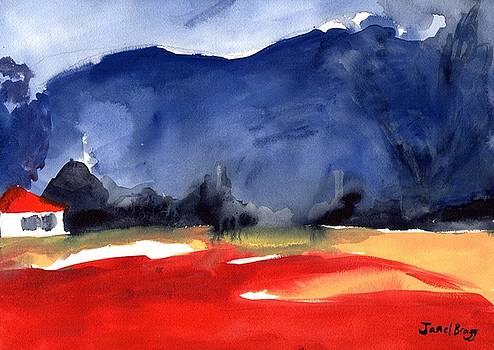 Skagit Flats II by Janel Bragg