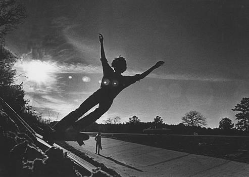 Skateboarder by Jim Wright