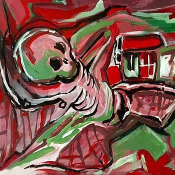 Skeleton by Helen Syron