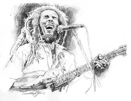 David Lloyd Glover - SKETCHES OF BOB MARLEY