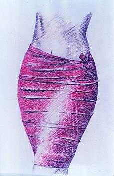 Skirt by Mohd Raza-ul Karim
