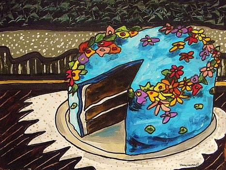 Sky Blue Cake by John Williams