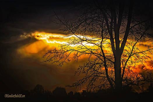 Sky Drama in Michigan by LeeAnn McLaneGoetz McLaneGoetzStudioLLCcom