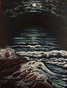 Sky Lights by Cheryl Pettigrew