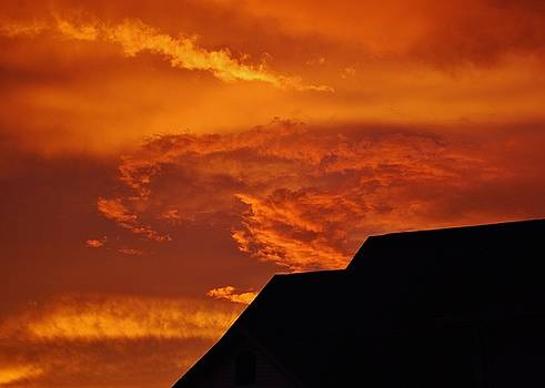 Joy Bradley - Sky On Fire
