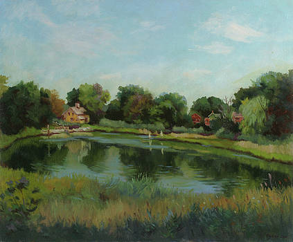 Sky Pond by Bruce Zboray