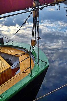 Robert Lacy - Sky Sailing