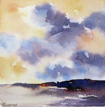 Skyscape 1 by Rae Andrews