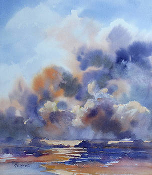 Skyscape 5 by Rae Andrews