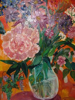 Slanted Bouquet by Alisa Ivanova