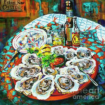 Slap dem Oysters  by Dianne Parks