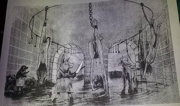 Slaughterhouse by Edward Lambert