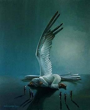 Sleeping Angel by Gregor Ziolkowski