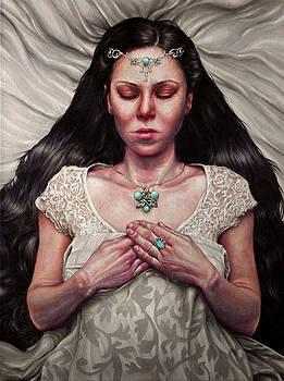 Sleeping Beauty by Brent Schreiber