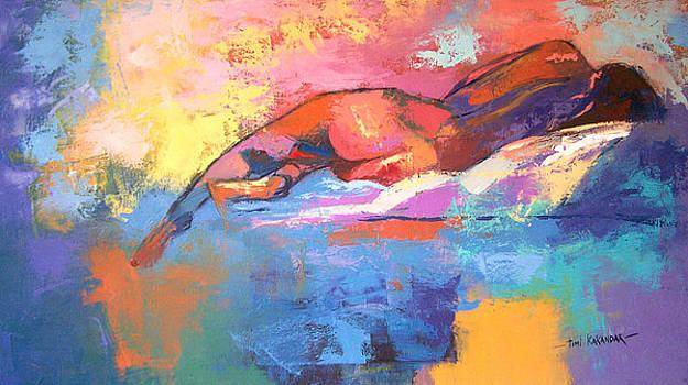 Sleeping Beauty by Timi Kakandar