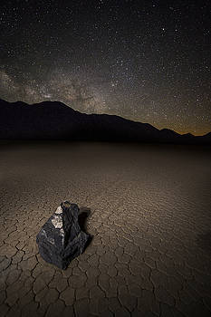 Sleeping Under the Stars by Bill Cantey