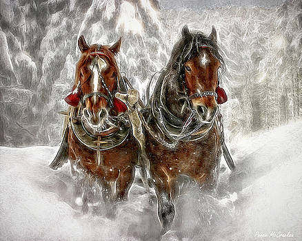 Sleigh Ride by Pennie McCracken