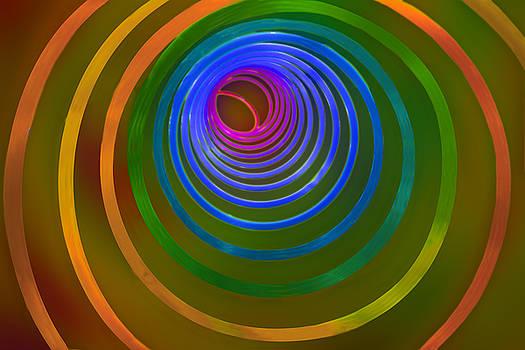 Slinkyoscopy by Paul Wear