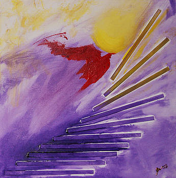 Slippery Slope by Bojana Randall