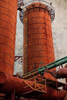 Sloss boiler by Phillip Burrow