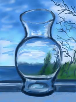 Slow Glass by Jean Pacheco Ravinski