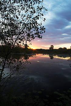 Slow Sunrise by Amanda Kiplinger