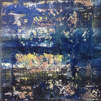 Small Blue by Christina Knapp