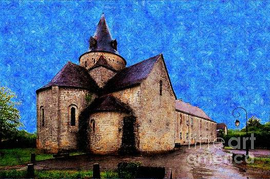Small Church 1 by Jean Bernard Roussilhe