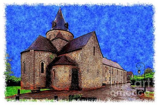 Small Church 2 by Jean Bernard Roussilhe