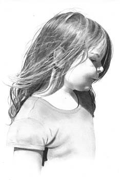 Joyce Geleynse - Small Girl in Sunshine