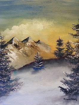 Small Pine  by Crispin  Delgado