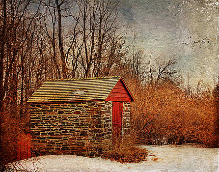 Pamela Phelps - Small Stone Barn