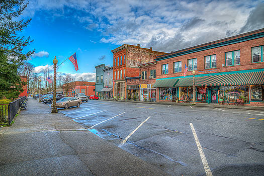Small Town America by Spencer McDonald